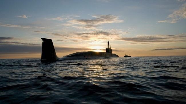 El ejército de EEUU perdió el rastro de 8 submarinos rusos en el océano