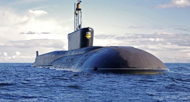 La Armada rusa tendrá para el 2020 avanzados submarinos nucleares Clase Yasen-M y Borei-A