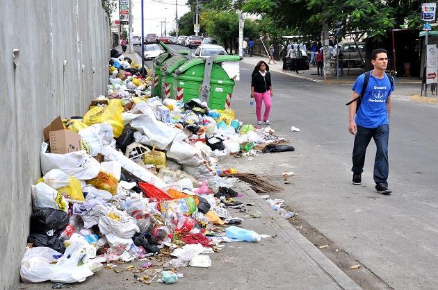 Retirados aproximadamente 1.500 kg. de residuos de las