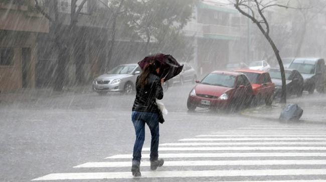 Seguirán las lluvias por otra vaguada