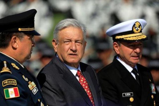 AMLO le planta cara a la DEA de EEUU: la acusa de fabricar delito al general Cienfuegos