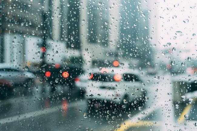 Continuarán las lluvias en gran parte del país por  vaguada