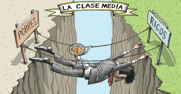 Cuántas clases medias caben en la clase media? | | Notiultimas