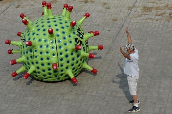 Balance mundial de la pandemia de coronavirus hoy a las 11