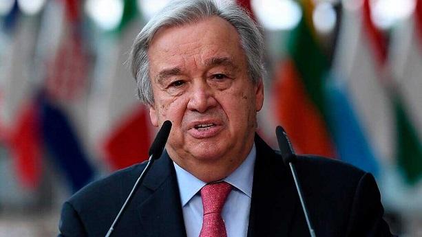 El jefe de la ONU insta a China y EEUU a  evitar una nueva guerra fría