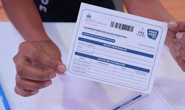 Crean nueva aplicación para llevar la tarjeta de vacuna de manera digital